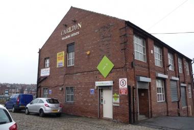 Office/studio space, Unit 7 Carlton Mills, Pickering Street