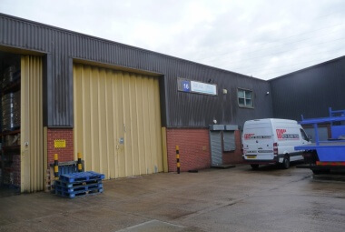 Light industrial unit Unit 16, Hunslet Trading Estate, Severn Road